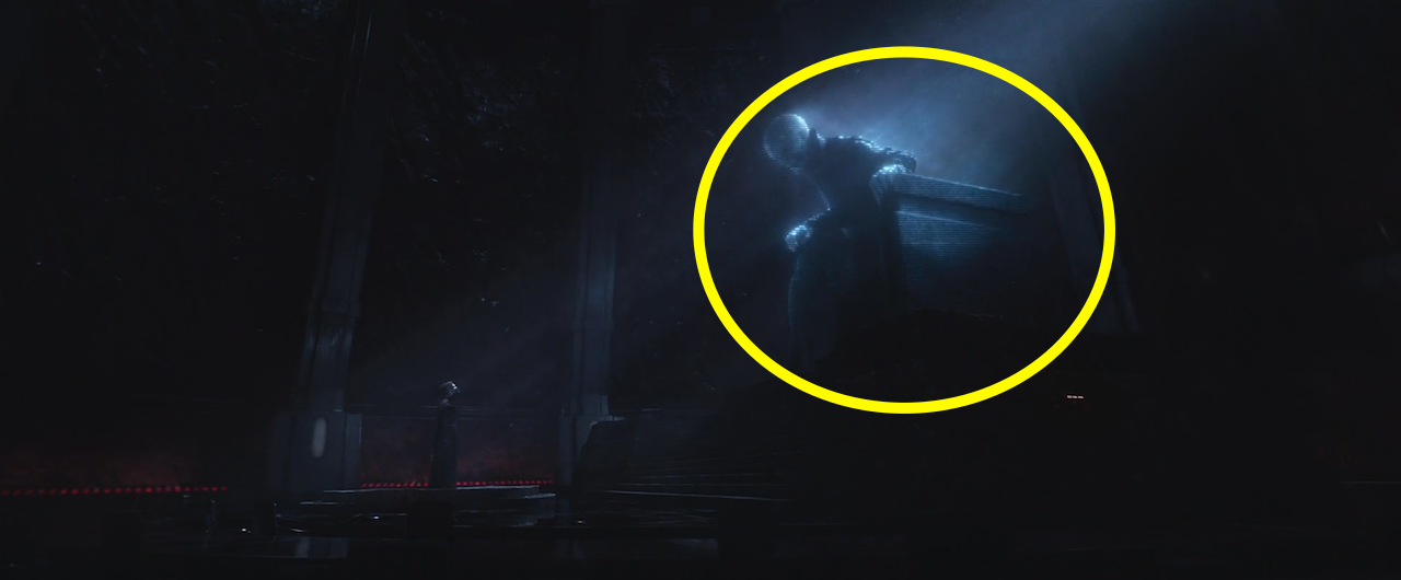 スターウォーズ エピソード8最後のジェダイでスノークが暴れると信じてやまない。