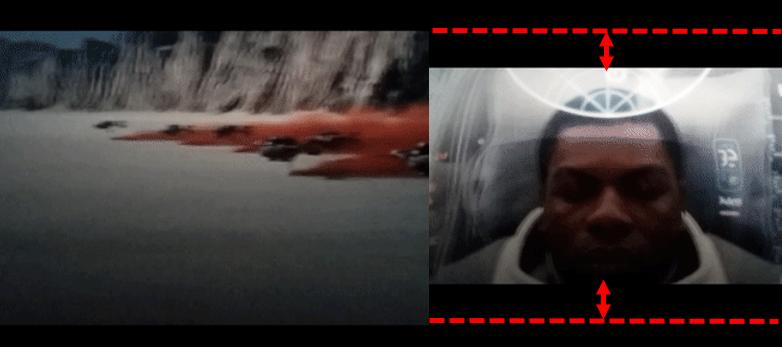最後のジェダイIMAX70mmでの撮影シーンはコチラ。劇場選びどうしようか。