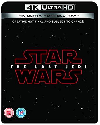 スターウォーズ最後のジェダイDVD/Blu-ray/デジタル配信の発売開始時期や特典内容