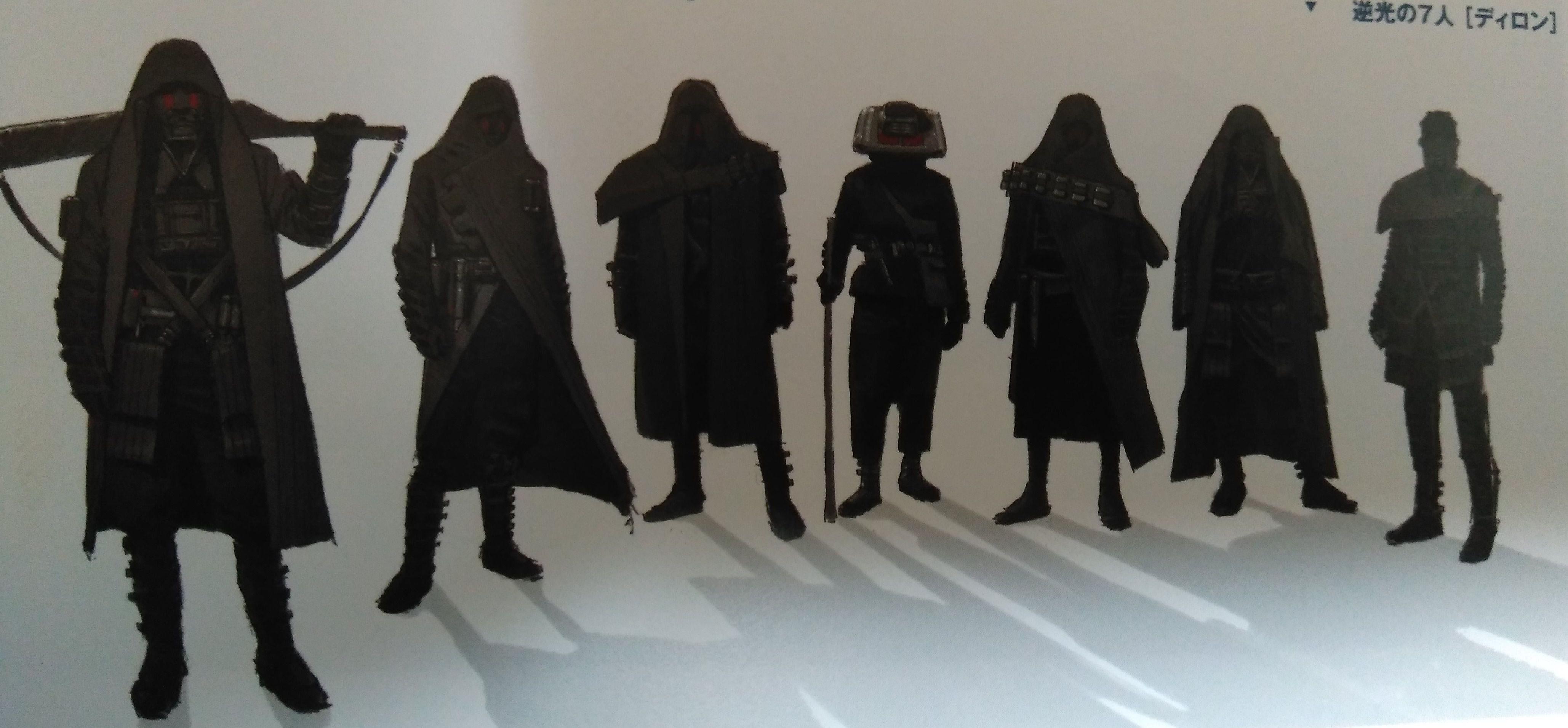 スターウォーズエピソード9でレン騎士団が大暴れ・・・(ネタバレ注意)