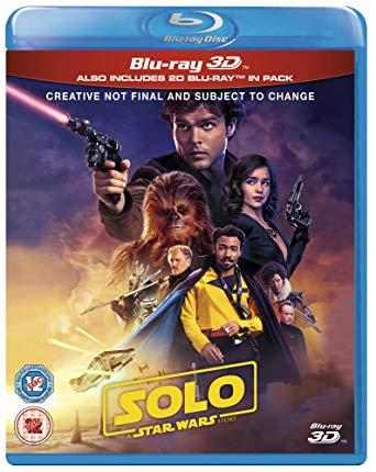 ハン・ソロ/スター・ウォーズ・ストーリーDVD/Blu-ray/動画配信レンタル開始時期