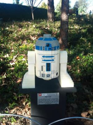 レゴR2-D2