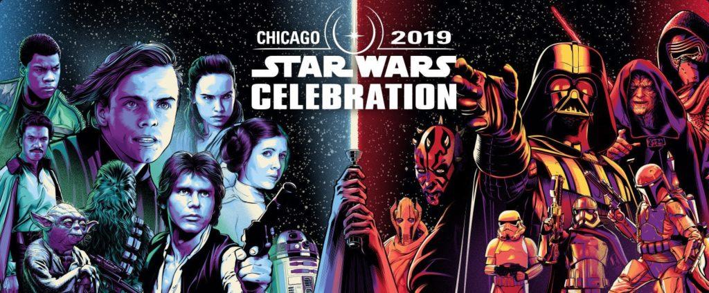 スターウォーズセレブレーション2019シカゴ