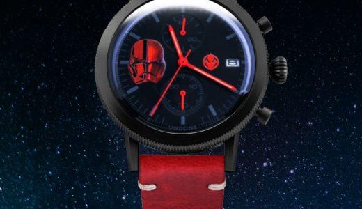 UNDONEより公開記念「シストルーパー」デザイン腕時計が限定販売!!